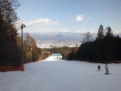 駒ケ根高原スキー場